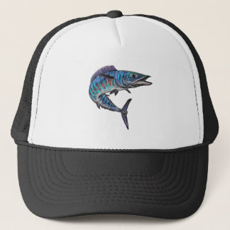 AMONG THE STRONGEST TRUCKER HAT
