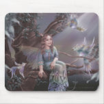Among the Vines Mouse Pad