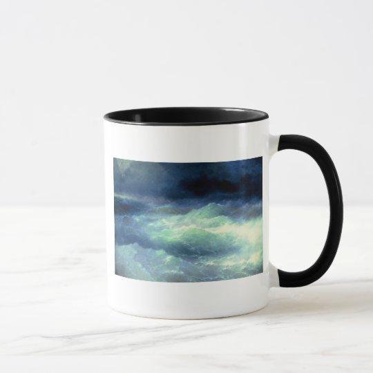 Among the Waves Mug