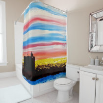 Amonte, Ontario Town Hall - Shower Curtain