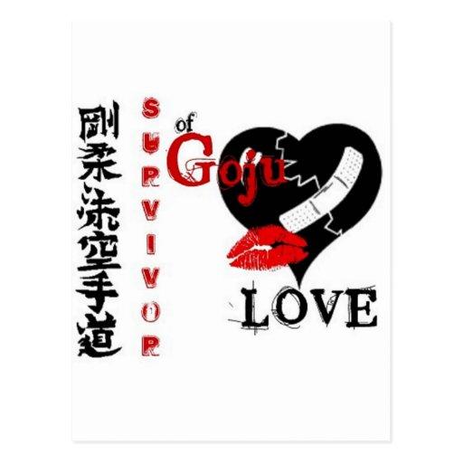 Amor 1 de Goju Postal