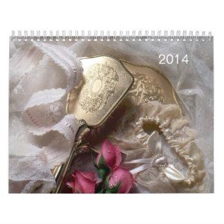 Amor 2014 calendario de pared