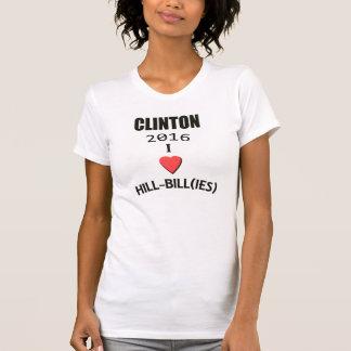 Amor 2016 de Clinton I Colina-Bill (IES) Remeras