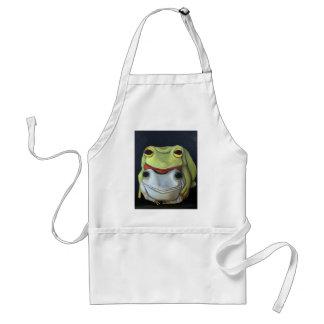 Amor 2 de la rana delantal