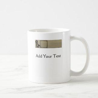Amor 2 del dragón taza de café
