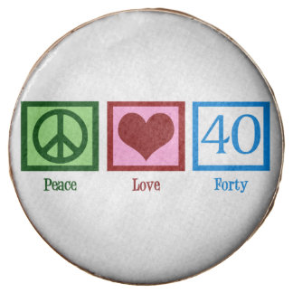 Amor 40 de la paz