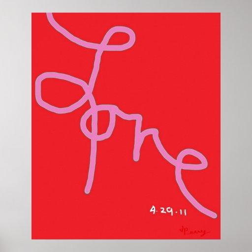 Amor 4-29-11 poster