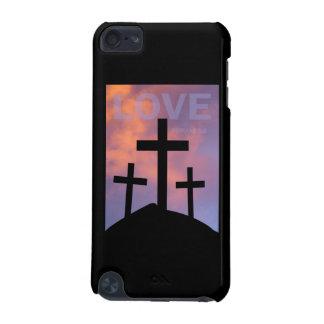 AMOR - 5:8 de los romanos Funda Para iPod Touch 5