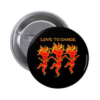 Amor a bailar pin