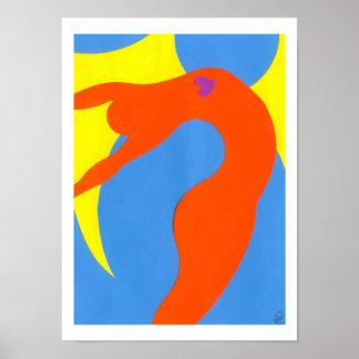 Amor a bailar posters