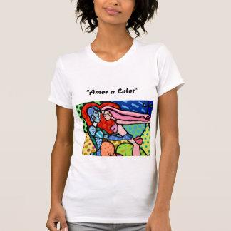 """""""Amor a Color"""" T-Shirt"""