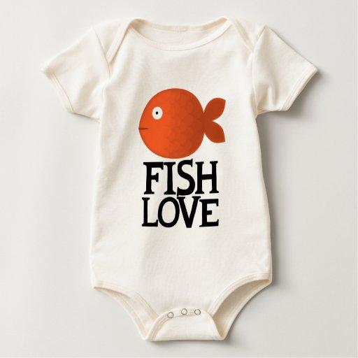 Amor a pescado mamelucos