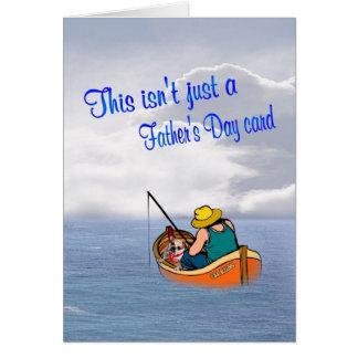 Amor adolescente en un sobre - versión del dogo tarjeta de felicitación