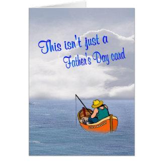 Amor adolescente en un sobre - versión del mastín tarjeta de felicitación