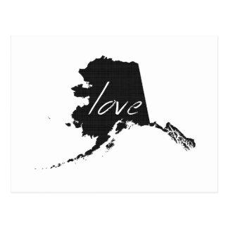Amor Alaska Postales