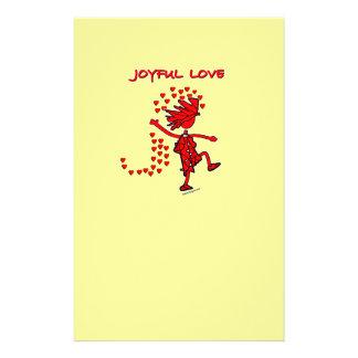 "Amor alegre folleto 5.5"" x 8.5"""