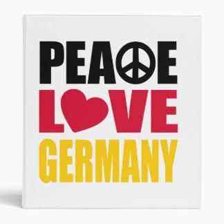 Amor Alemania de la paz