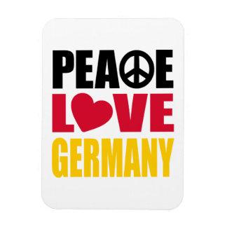 Amor Alemania de la paz Iman