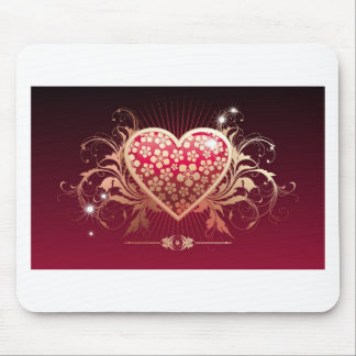 Amor Alfombrilla De Raton