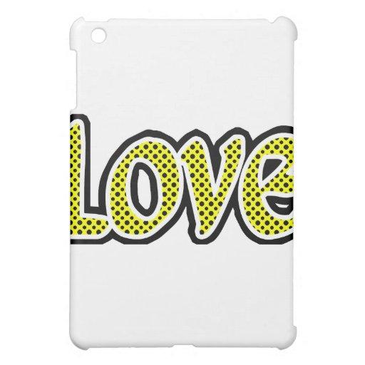 Amor amarillo de Polkadot