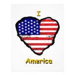 amor América Membrete