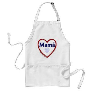 Amor - Amo una mamá del MI Delantal