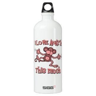 Amor Anaya Botella De Agua