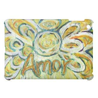 Amor Angel iPad Fitted Case iPad Mini Cover