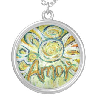 Amor Angel Necklace