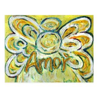 Amor Angel Postcard