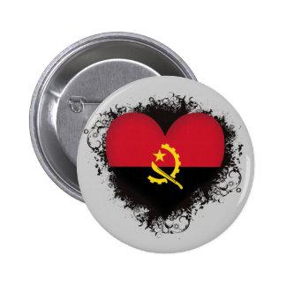 Amor Angola del vintage I Pins