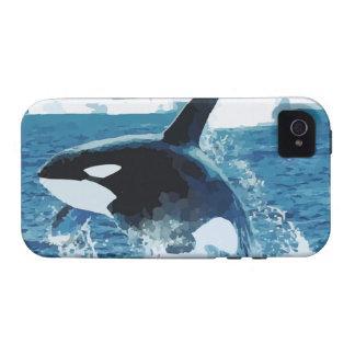 Amor animal de la paz de los pescados del océano d