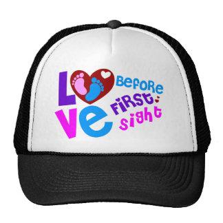 Amor antes de la primera vista gorra