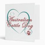 Amor australiano del perro del ganado