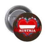 Amor Austria del vintage I Pin