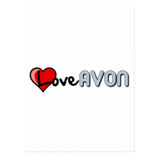 Amor AVON Postal