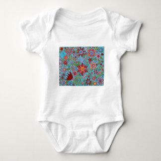 Amor azul body para bebé