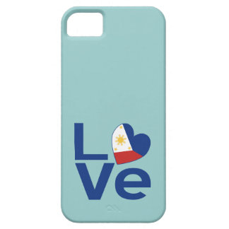 AMOR azul filipino iPhone 5 Case-Mate Protector