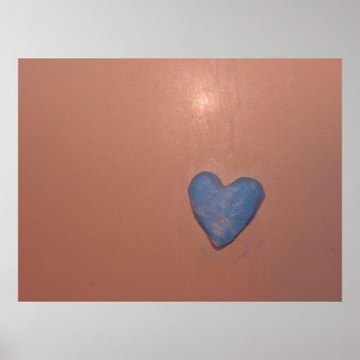 amor azul posters