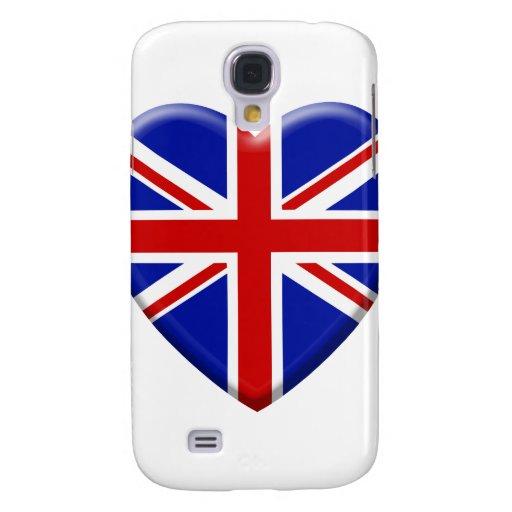 amor bandera el Reino Unido Inglaterra