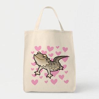 Amor barbudo del dragón/del dragón de Rankin Bolsa Tela Para La Compra