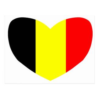 Amor Bélgica Tarjetas Postales