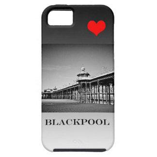 Amor Blackpool iPhone 5 Funda