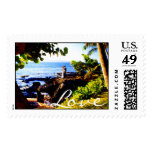 Amor/boda - sello tropical de la isla