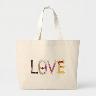 Amor Bolsas De Mano
