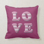 amor borroso almohadas