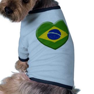 Amor Brasil Camisas De Perritos
