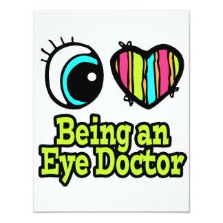 Amor brillante del corazón I del ojo que es un Anuncios Personalizados