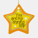 Amor brillante, familia, y Amigo-Navidad de la Adorno Para Reyes