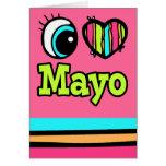 Amor brillante Mayo del corazón I del ojo